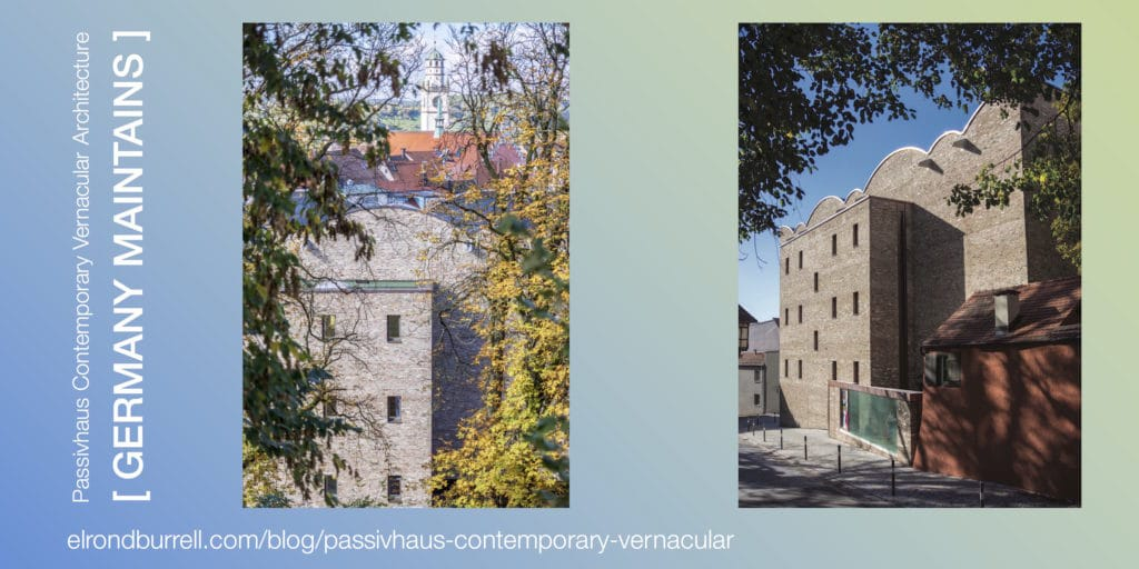 [Germany Maintains] - Passivhaus Contemporary Vernacular Architecture
