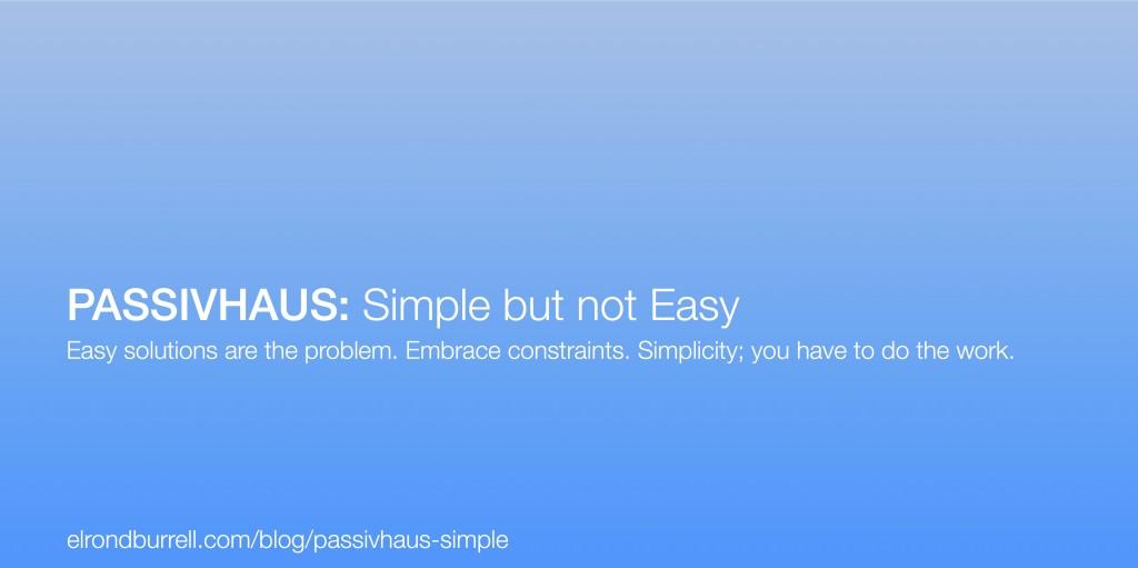 002 Passivhaus-Simple