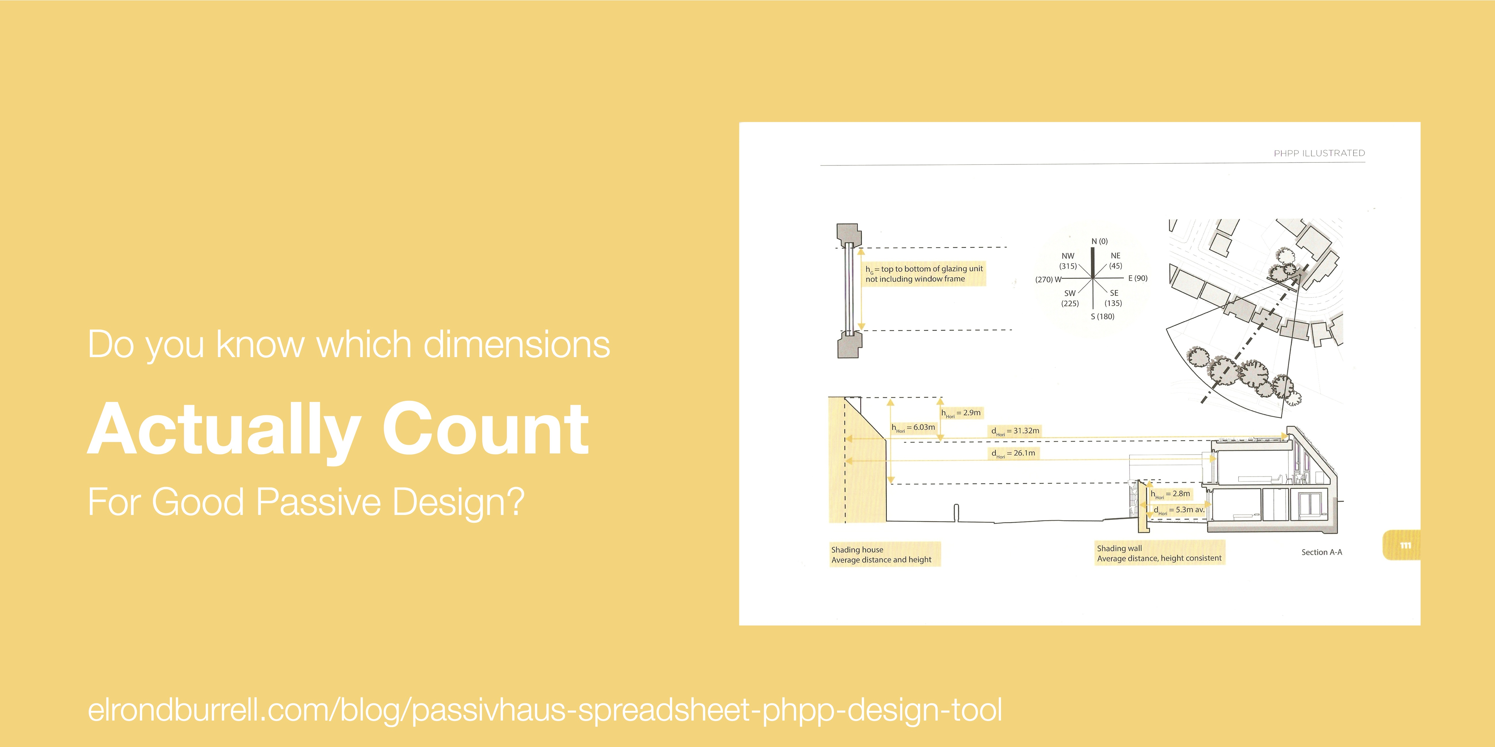 How To Use The Passivhaus Spreadsheet Phpp As A Design Tool Residential Electrical Wiring Diagrams Basic Energy 015 Shade Dimensions