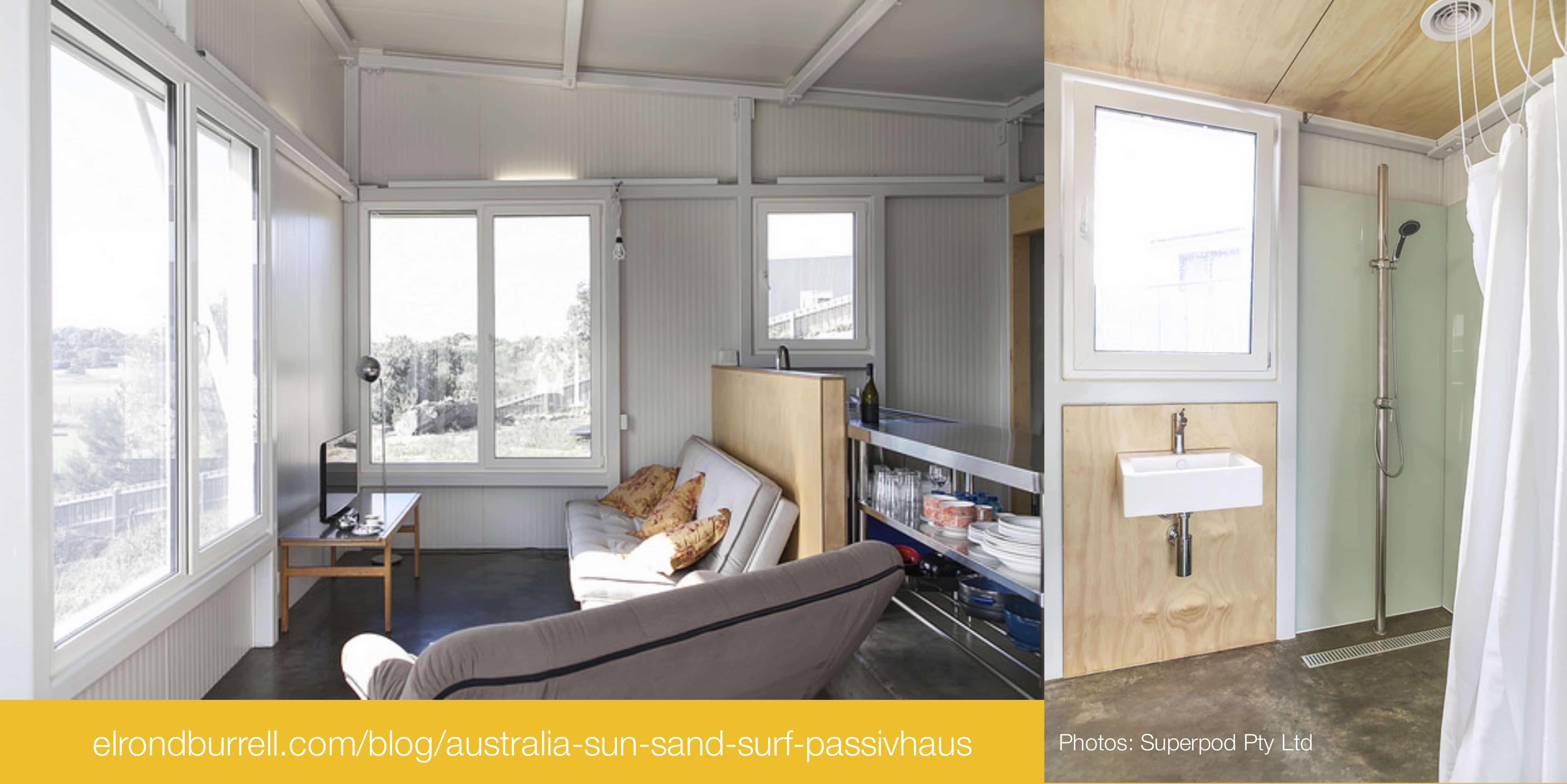 Australia: Sun Sand Surf And Passivhaus (Superpod)