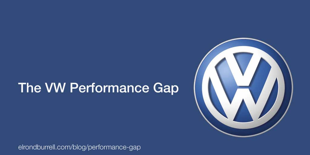 039 The VW Performance Gap