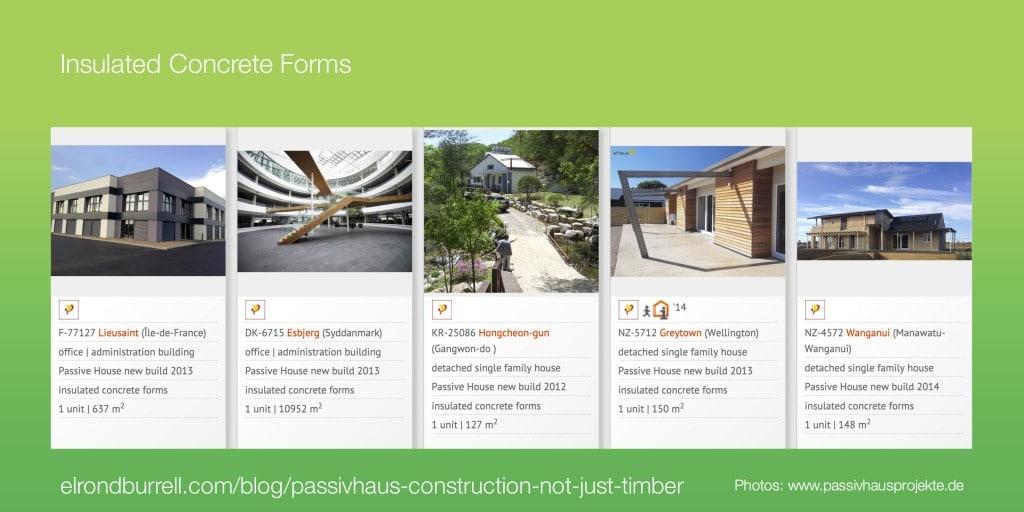 041 Passivhaus Construction Not Just Timber - ICF