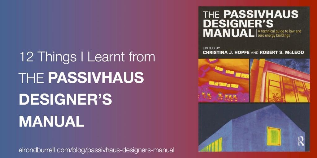 042 Passivhaus Designers Manual sm