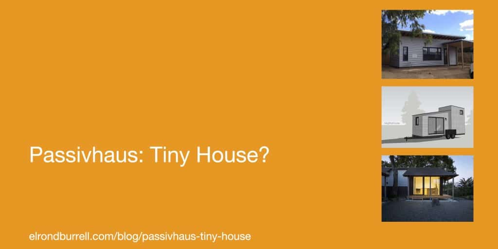 046 Passivhaus Tiny House